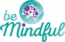 Logotipo de Be Mindful&ACT training program for mental health professionals